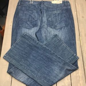 Tommy Hilfiger Stretch Jean Misses Sz 8S NWT